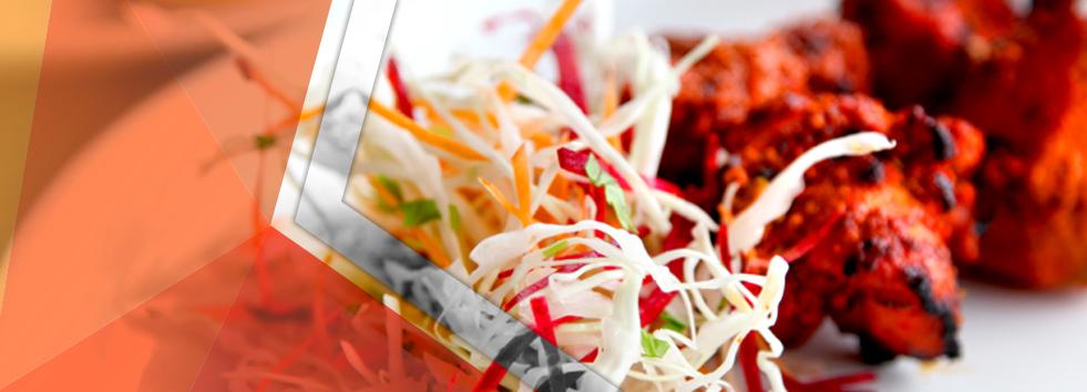 Takeaway tandoori Curry Leaf AL1