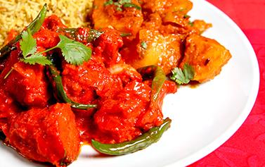 Takeaway Chicken Curry Sukhothai HP16