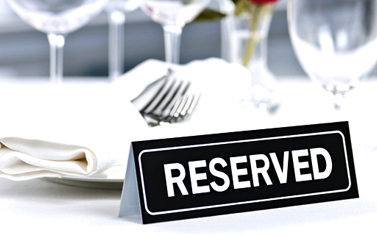 Reserve A Table Drummond Villa