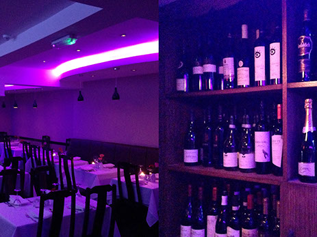 Restaurant and Takeaway Shahins Indian Cuisine HP7