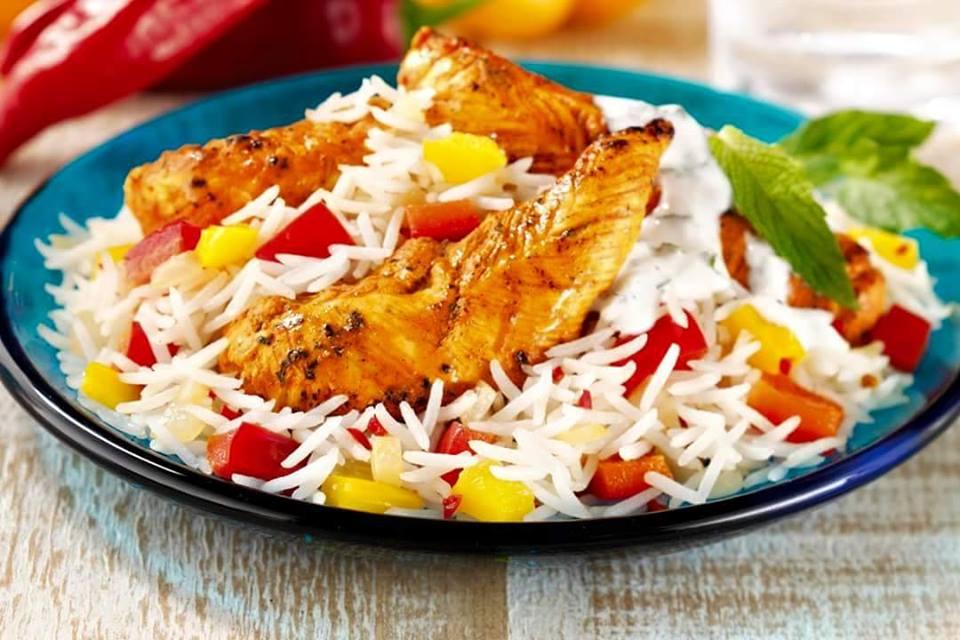 Takeaway indian food Ibrahim