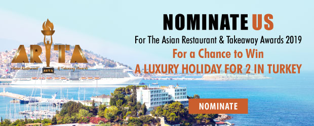 Nominate Indian Room for ARTA 2019