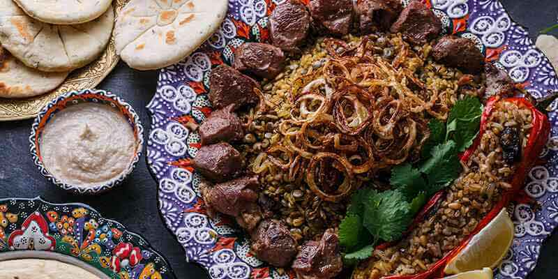 cuisine-ARABIAN