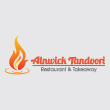 INDIAN takeaway Alnwick NE66 Alnwick Tandoori Restaurant  logo