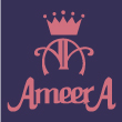 INDIAN takeaway Ashington NE63 Ameera Fine Indian Cuisine logo