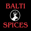 INDIAN, ENGLISH takeaway Baldock SG7 Balti Spices logo