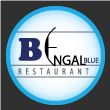 INDIAN takeaway Rayleigh SS6 Bengal Blue Restaurant logo
