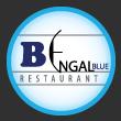 INDIAN takeaway  SS6 Bengal Blue Restaurant logo