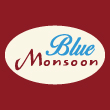 INDIAN takeaway Buckingham MK18 Blue Monsoon logo
