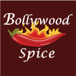INDIAN takeaway Enfield EN1 Bollywood Spice Enfield logo