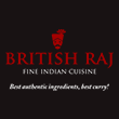 INDIAN takeaway Dorking RH5 British Raj logo