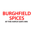 INDIAN takeaway Burghfield RG30 Burghfield Spices logo
