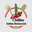 PIZZA, INDIAN takeaway Newcastle upon Tyne NE6 Chillies Indian Restaurant logo