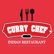 INDIAN takeaway Whitley RG2 Curry Chef logo