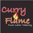 INDIAN takeaway Shirehampton BS11 Curry Flame logo