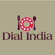 INDIAN takeaway Esher KT10 Dial India logo