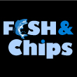 ENGLISH takeaway Apsley HP3 Lawn Lane Fish & Chips logo