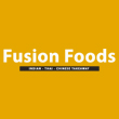 INDIAN takeaway Markyate AL3 Fusion Foods logo