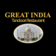 INDIAN takeaway Chelsea SW1W Great India logo