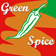 INDIAN takeaway Darenth DA2 Green Spice logo