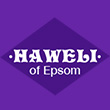 INDIAN takeaway  KT19 Haweli Of Epsom logo