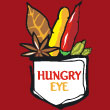 INDIAN takeaway Chatham ME4 Hungry Eye Indian Restaurant logo