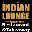 INDIAN takeaway  CV11 Indian Lounge logo