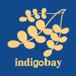INDIAN takeaway Newbury RG14 Indigo Bay logo