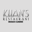 INDIAN takeaway Epsom KT17 Khans Restaurant logo