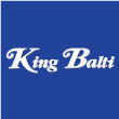 INDIAN takeaway Walsall WS1 King Balti Restaurant logo