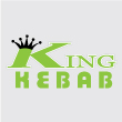 FAST FOOD takeaway  CO1 King Kebab logo