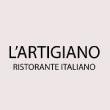 ITALIAN takeaway Chelsea SW10 L'Artigiano Restaurant logo