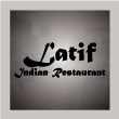INDIAN takeaway Newcastle Upon Tyne NE1 Latif Indian Restaurant logo