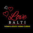 INDIAN takeaway Dacorum HP1 Love Balti logo