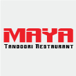 INDIAN takeaway Uxbridge UB9 Maya Tandoori Restaurant logo