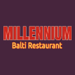 INDIAN takeaway Winsford CW7 Millennium Balti logo