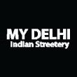 INDIAN takeaway Newcastle upon Tyne NE1 My Delhi Indian Streetery logo