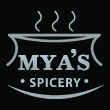 INDIAN takeaway Morpeth NE61 Myas Spicery logo