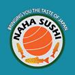 SUSHI, JAPANESE takeaway  E1 Naha Sushi logo