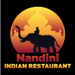 INDIAN takeaway Oldham OL9 Nandini Indian Restaurant logo