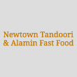 INDIAN takeaway Llanllwchaiam SY16 Newtown Tandoori  logo