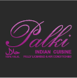 INDIAN takeaway North Kensington W10 Palki Indian Restaurant logo