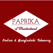 INDIAN, BANGLADESHI takeaway Maidenhead SL6 Paprika logo
