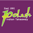 INDIAN takeaway Dartford DA1 Polash Tandoori Indian Takeaway logo