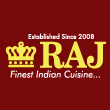 INDIAN takeaway Luton LU1 Raj Finest Indian Cuisine logo