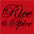 INDIAN takeaway West Ewell KT19 Rice & Spice logo
