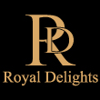 INDIAN takeaway Todmorden OL14 Royal Delights logo