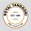 INDIAN takeaway Brockley SE4 Royal Tandoori logo