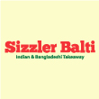 INDIAN takeaway New Oscott B44 Sizzler Balti Takeaway logo