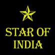 INDIAN takeaway Ossett WF5 Star Of India logo